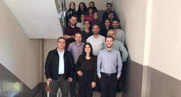 Mezunlarımız Esra Altun ve Mehmet Onur Aydoğdu'yu tebrik ederiz.