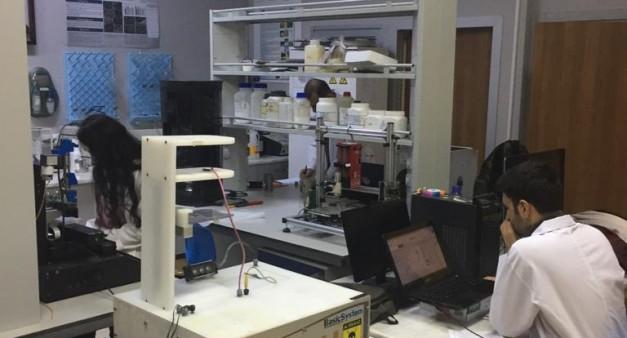 Laboratuvarımız ve Çalışmalarımız